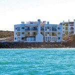 Raaswater and its aquamarine waters