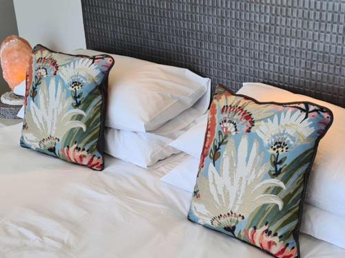 Crystal Lagoon's self-manufactured Scatter Cushions