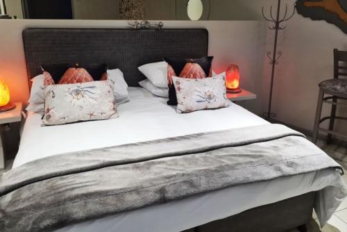 Crystal Lagoon Lodge honeymoon suite