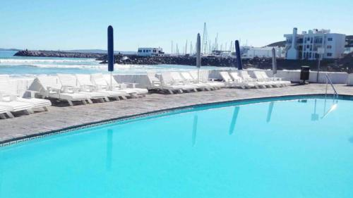 Raaswater Langebaan_view_from_Club Mykonos swimming_pool